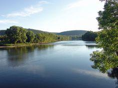 Susquehanna River Binghamton NY