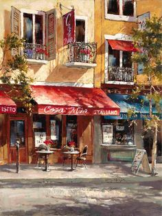 Casa Mia Italiano by Brent Heighton