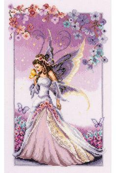 image of Purple Fairy at Twilight Kit