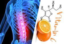 Segíthet a C-vitamin? A C-vitamin hiány és a porckorong kopás kapcsolata Voss Bottle, Water Bottle, Vitamin C, Water Flask, Water Bottles