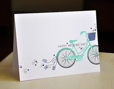 Simply Stamped: Pedal Pusher