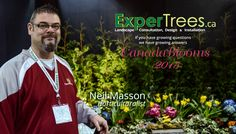 ExperTrees @ Canada Blooms 2015