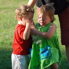 Why You Shouldn't Teach Your Kids to Share: One of the principles of early childhood education is teaching children to play well together, which usually translates into teaching them to share.