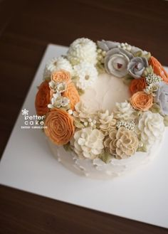 Done by student from CANADA (베러 심화클래스/Advanced course) www.better-cakes.com…