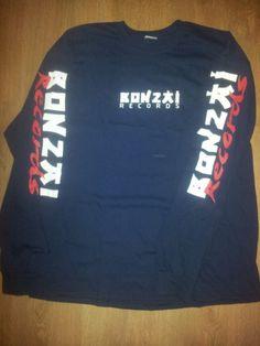 Bonzai Records Urban Black