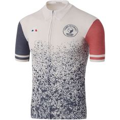 Buy Le Coq Sportif Men's Paris Roubaix Pro Short Sleeved Jersey - White here at ProBikeKit USA. We have great prices on bikes, components and clothing, as well as free delivery on all orders over $79!