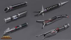 Sith Lightsaber - Star Wars: The Old Republic