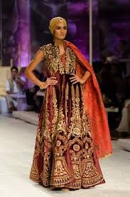 india bridal fashion week 2013 photos -Natasha Couture Bridal Lehnga Saree Collection