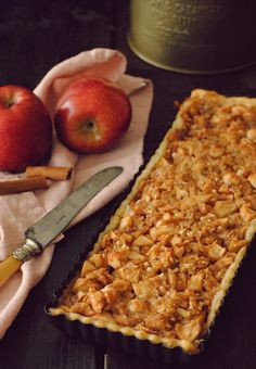 Neus cocinando con Thermomix: Tarta de manzana con nueces de macadamia Cake Tutorial, Bakery, Pie, Sweets, Bread, Cooking, Desserts, Recipes, Apple Cakes