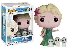 POP! Disney: Frozen Fever - Elsa | Funko