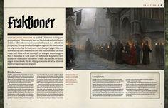 Symbaroum RPG: Preview of the Swedish Edition (Image: Järnringen)