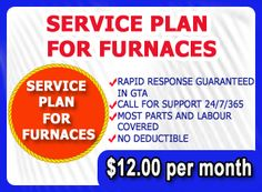 Mississauga and the GTA's first choice for furnaces, airconditioning and service and repair for all major brands. Heating And Air Conditioning, Gta, No Response, How To Plan, Products, Beauty Products