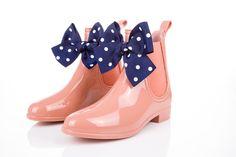 #niezchinzpasji Jelly, Rubber Rain Boots, Baby Shoes, Pink, Fashion, Welly Boots, Woman, Moda, Fashion Styles
