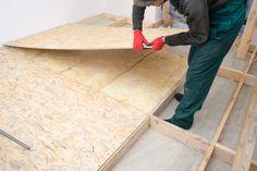 OSB platen als vloerbedekking | Tips en inspiratie OSB vloer New Homes, Tips, Van, Vans, Counseling, Vans Outfit