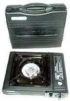 Portable Butane Gas Range ( Stove ) - Extra Packaging * Unbelievable outdoor item right here! : Camping equipment