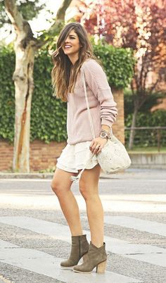 15+ Wonderful Spring Casual Outfit Inspirations