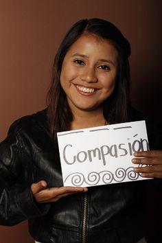 Compassion, Jhoana Cruz, Estudiante, UANL, Monterrey, México