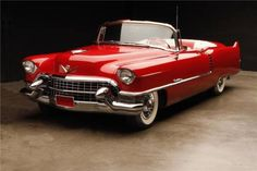 1955 Cadillac Series 62 for sale - Classic car ad from CollectionCar.com.