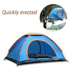 I just read a great review on this Pop Up C&ing Tent by TSWA  Automatic  sc 1 st  Pinterest & HLY Large throw tent!outdoor 3-4persons automatic speed open ...
