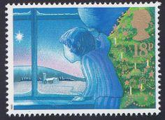 Royal Mail Christmas 1987