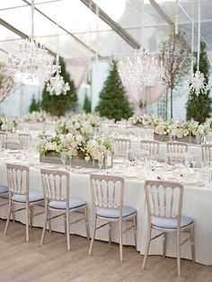 Consider these pastel wedding elements for your wedding décor. Low Wedding Centerpieces, Reception Decorations, Wedding Tables, Centerpiece Ideas, Wedding Receptions, Pastel Wedding Colors, Wedding Color Schemes, Wedding Flowers, Tent Reception