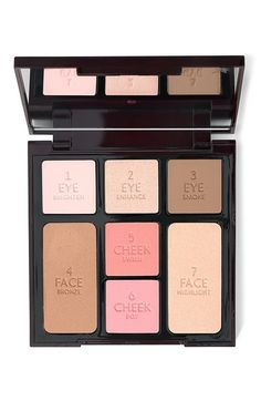 Charlotte Tilbury 'Instant Look in a Palette - Nude' Palette (Limited Edition) available at #Nordstrom