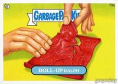 G.P.K Roll-up Ralph