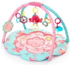 Bright Starts Petals and Friends Activity Gym  SALE $24.87 & eligible for FREE Super Saver Shipping find more items like this at www.ddsgiftshop.com visit and like us on facebook here www.facebook.com/pages/DDs-Gift-Shop/113955198649056