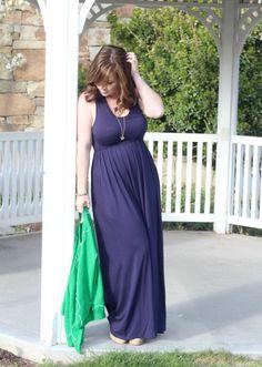 I love this maxi dress from Stitch Fix! @Stitch Fix #ootd #fashion
