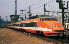 I like the TGV! Sweeeet