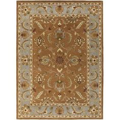 Artistic Weavers Oxford Brown Isabelle Area Rug Rug Size: 9' x 13'