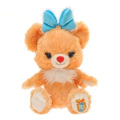 Introducing Disney's Stuffed Toy UniBEARsity Apricot 2. Official Disney Character Goods Store. Fashion, merchandise, toys, stationary and many other types of goods available. Also great for ordering presents and gifts online.
