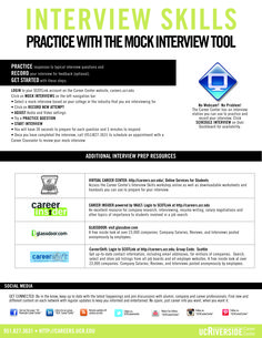 Tips for a Successful Interview pt 1