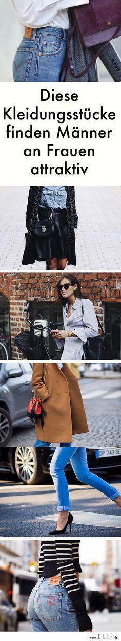 Bei ausgefallenen Fashion-Pieces sind Männer und Frauen oft geteilter Meinung. Aber: Es gibt Kleidungsstücke, die finden alle Männer an Frauen attraktiv. Wir verraten euch, welche das sind.