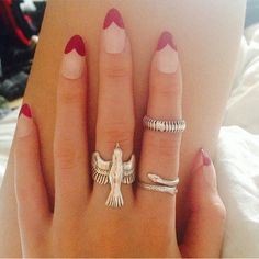 The Great Frog London eagle ring IN LOVEEEE