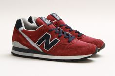 New Balance M996GLM, in store at New Balance Vancouver, Robson St