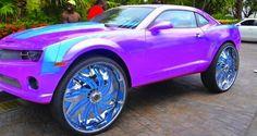 Crazy Donk Camaro - Camaro Pictures
