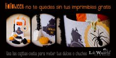 Lola Wonderful_Blog: Gratis Imprimibles Halloween + ideas de recetas