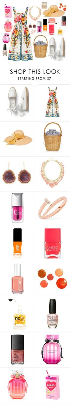 """""""nail polish 💅😍"""" by jojogena ❤ liked on Polyvore featuring beauty, Dolce&Gabbana, Sensi Studio, Edie Parker, Kimberly McDonald, BCBGMAXAZRIA, Christian Dior, Vince Camuto, JINsoon and Essie"""
