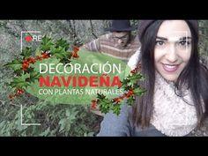 DIY Corona Navideña - Manualidades con Dulcinea - http://cryptblizz.com/como-se-hace/diy-corona-navidena-manualidades-con-dulcinea/