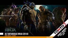 """As Tartarugas Ninja (2014) - Novo trailer """"Legends"""""""