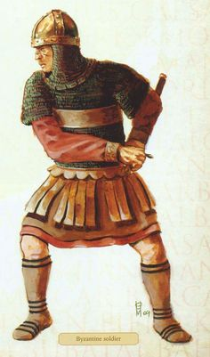 Byzantine Army, Military Units, Iron Age, Roman Empire, Historian, Middle Ages, Emperor, Romans, Troops