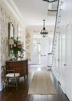 Interior Design Portfolios, Charleston Homes, Entry Hall, Entrance, Industrial House, Portfolio Design, Home Decor Inspiration, Entryway Decor, Living Spaces