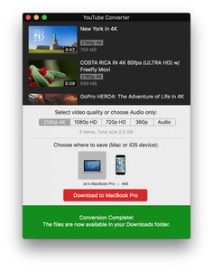 Free converting of youtube videos to iphone is an easy to do downloading youtube videos to mac can be really quick if you use softorino youtube converter ccuart Gallery