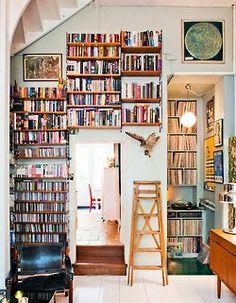 A home in Gothenburg, Sweden. Photo by Lina Östling for Hus & Hem.