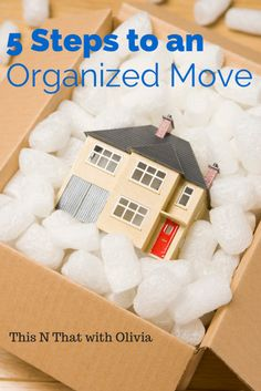 5 Steps to an Organized Move- This N That with Olivia
