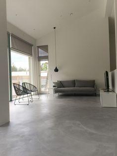 Blogissa seurataan modernin rinnetalon rakentumista Uudellemaalle ja uuden  kodin sisustamista.