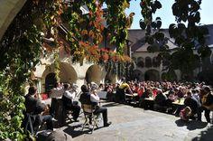 #Weinherbst in der Wachau / Teisenhoferhof, Weißenkirchen  http://www.weinherbst.at  Copyright: Weinstraße Niederösterreich / Wolfgang Simlinger
