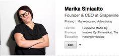 Millainen on hyvä LinkedIn-profiili?