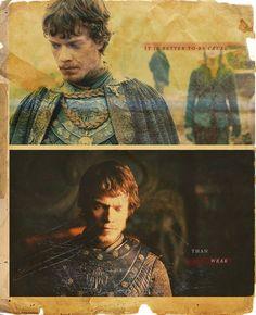 Theon Greyjoy ~ Game of Thrones Fan Art